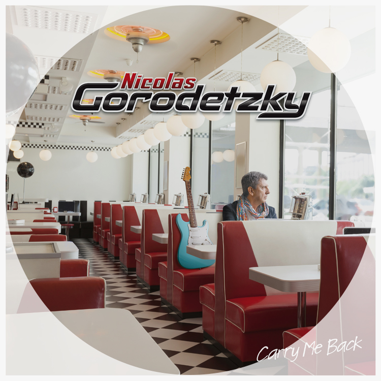 Carry me back - vinyl - Nicolas Gorodetzky